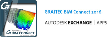 GRAITEC BIM Connect for Revit now available on Autodesk Exchange App Store